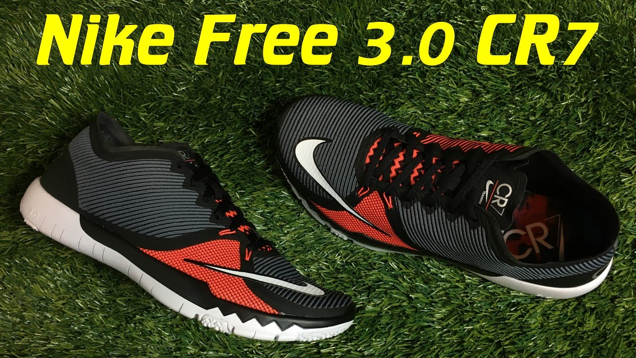 1585f4cae4f5 Nike Free 3.0 CR7 Madeira - Review + On Feet - YouTube