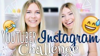 YouTuber Instagram CHALLENGE - mit BibisBeautyPalace | Dagi Bee