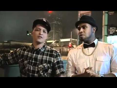 Bruno Mars and Philip Lawrence talking about their music