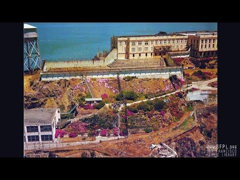Alcatraz Gardens at the San Francisco Public Library