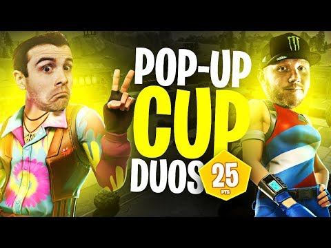 POP-UP CUP DUOS W/ DRLUPO!! I DIE A LOT!! | Fortnite Battle Royale Highlights #221 thumbnail