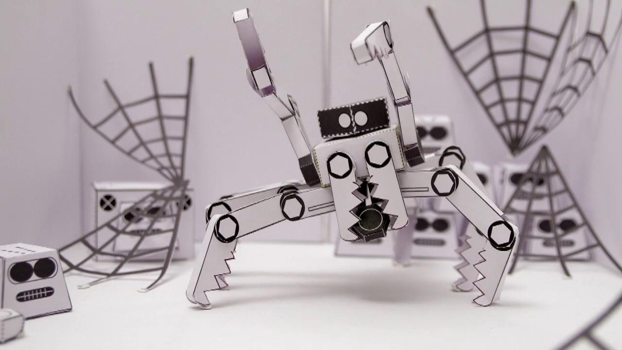 "Ed n'Robot 3 ""Cocoon"""