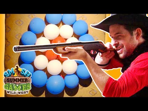 PUNISHMENT SHOOTOUT (Smosh Summer Games)
