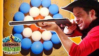 PUNISHMENT SHOOTOUT (Smosh Summer Games)