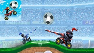 Drive Ahead! Sports - Soccer All Levels Gameplay Walkthrough Part 1(Game for Kids)