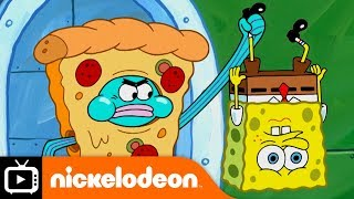 SpongeBob SquarePants | No Place For Patties | Nickelodeon UK