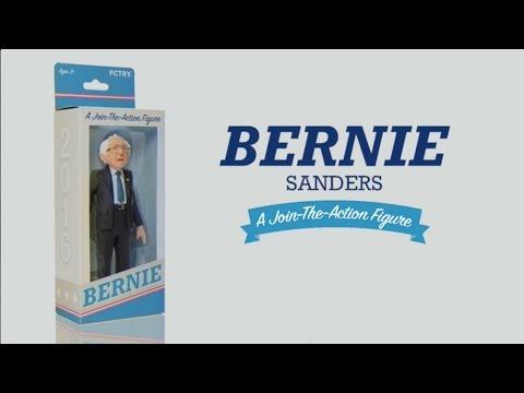 My Bernie - The Bernie Sanders Action Figure - Full Length Video