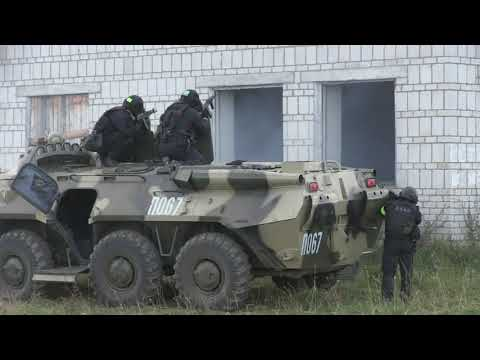 Антитеррористические учения (съемка УФСБ России по Кировской области)