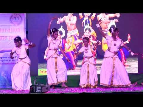 Badravatakam Malayalam dance  by Grade 6 Students
