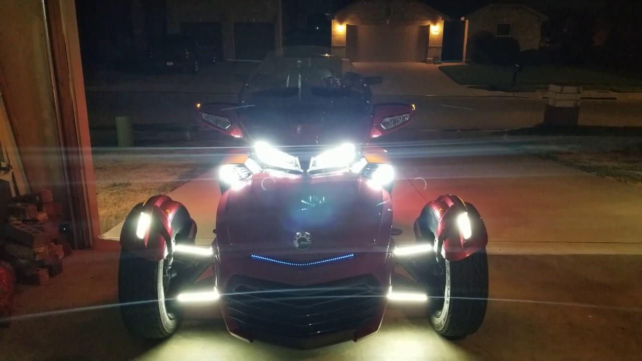 Night Rider Light - YouTube