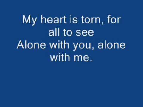 The All American Rejects  One More Sad Song With Lyrics