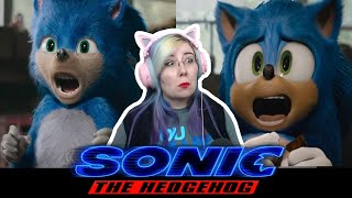 MY SON  S SAVED   Sonic The Hedgehog 2020   New Official Trailer REACT ON   Zamber Reacts