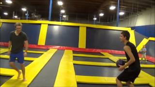 Sky High Sports Spokane Dodgeball Montage