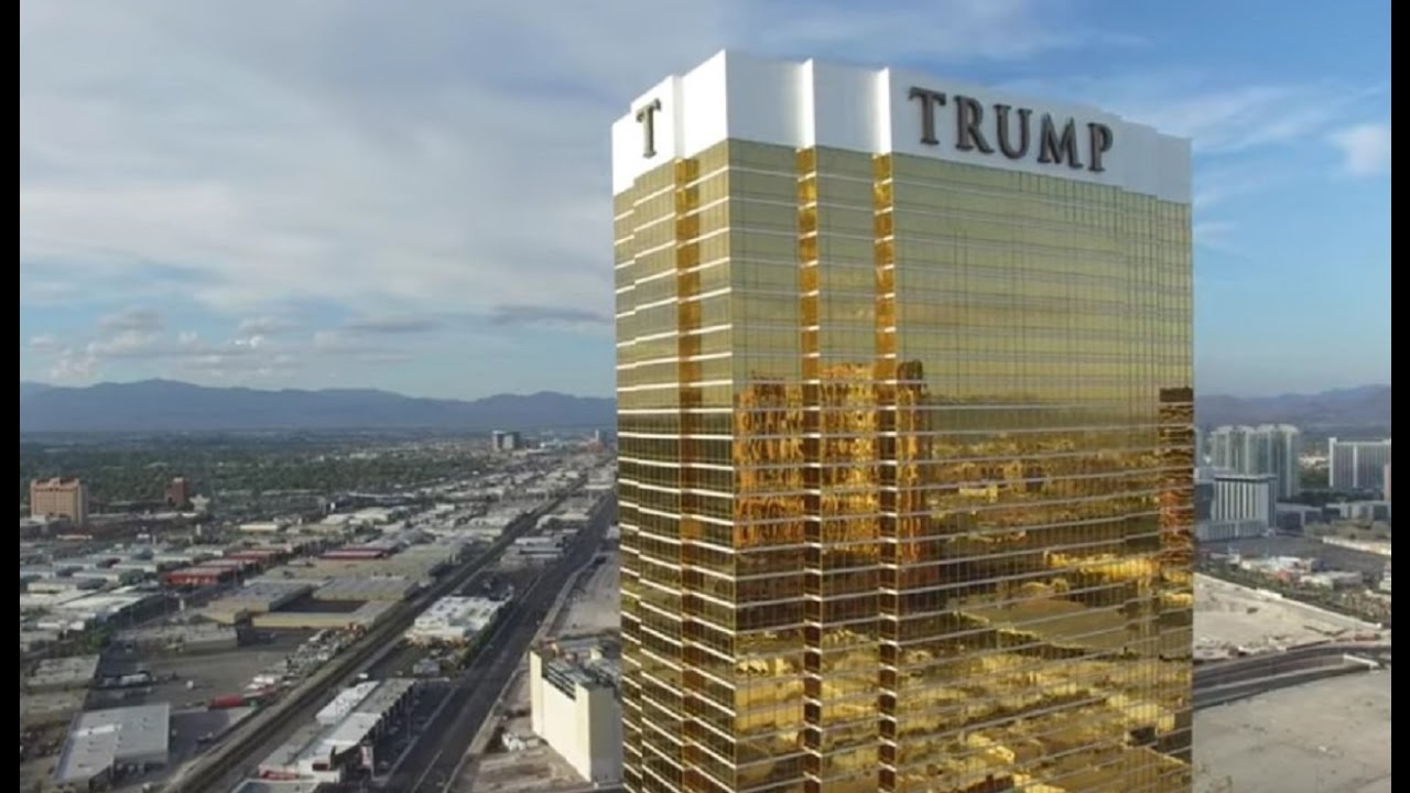 Trump Towers Made Of Cheap Chinese Steel - YouTube