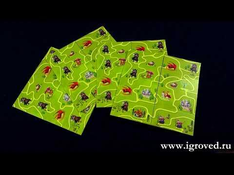 Зачарованные тропинки. Обзор настольной игры от Игроведа.