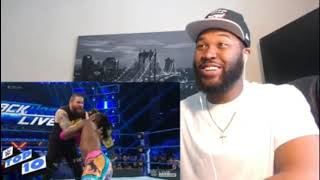 Top 10 SmackDown LIVE moments: WWE Top 10 April 23 2019 -REACTION/REVIEW