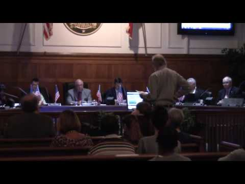 7. CTBH - John Quarterman on Florida Resolutions about wastewater overflows