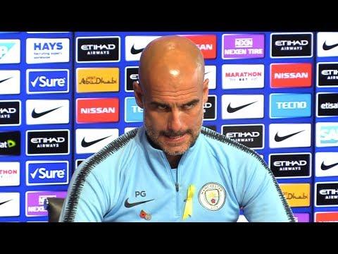 Pep Guardiola Full Pre-Match Press Conference - Tottenham v Manchester City - Premier League