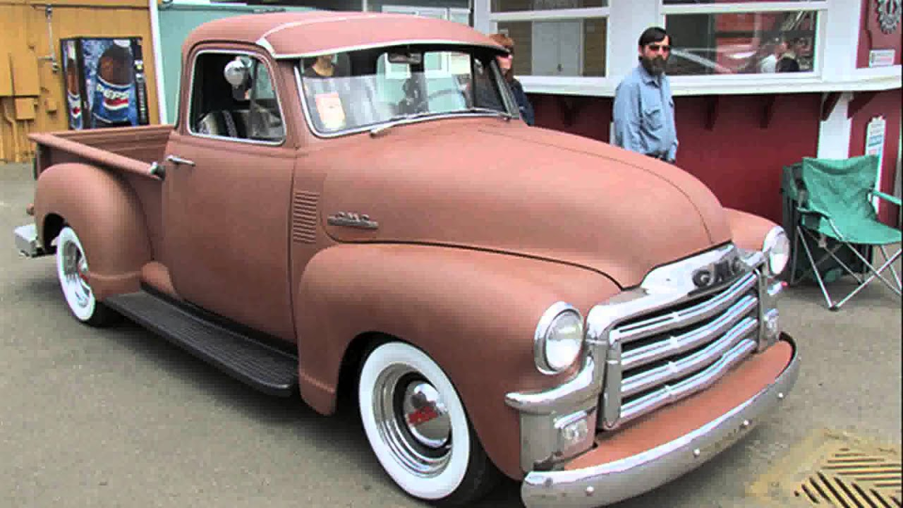 Truck Beds For Sale >> 1950 gmc truck - YouTube