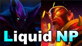 Liquid vs NP - Big Stomp! - DAC 2017 DOTA 2