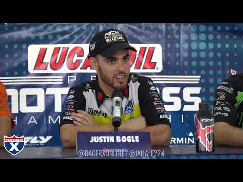Racer X Films: Budds Creek 2017 450 Press Conference