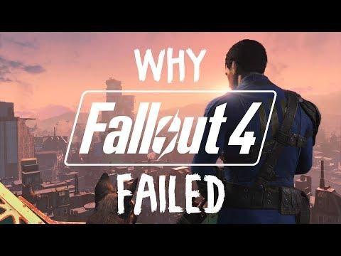 Why Fallout 4 Failed
