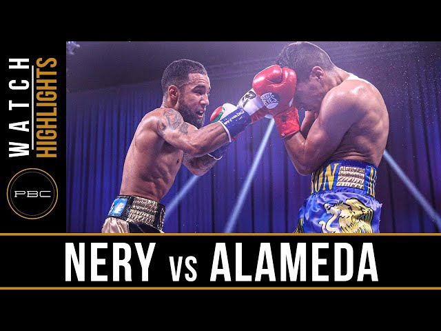 Nery vs Alameda HIGHLIGHTS: September 26, 2020 | PBC on SHOWTIME PPV