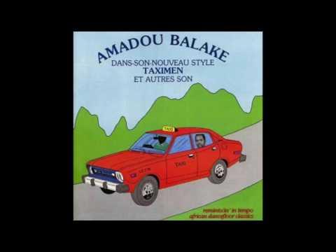 Amadou Balake -  Taximen  - 1978