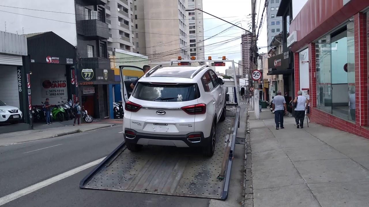Chegou a Tiggo 5x aqui na Wei Motors Lapa SP