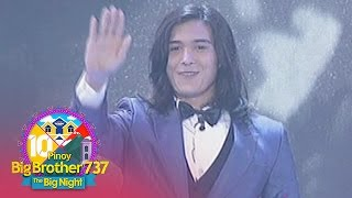 PBB 737: Welcome to the outside world 2nd Big Placer Tommy Esguerra