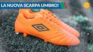 UX ACCURO III, la scarpa da calcio più interessante di UMBRO!