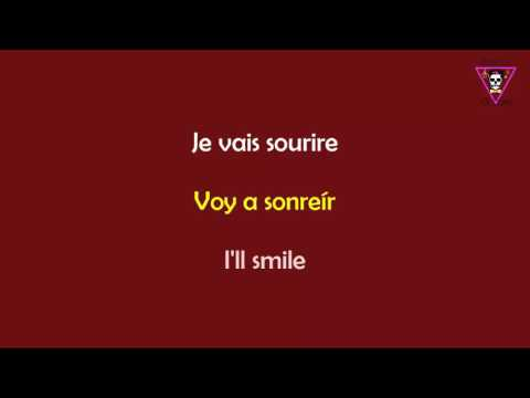 Comme D'habitude - M Pokora (Paroles) (Letra) (Lyrics)