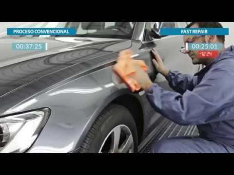 Nuevo proceso Fast Repair para pequeños daños | PPG Refinish