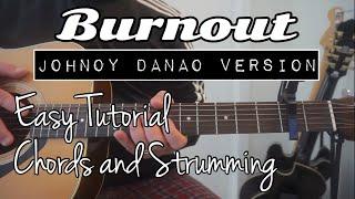 BURNOUT Guitar Tutorial SUGARFREE Johnoy Danao Version