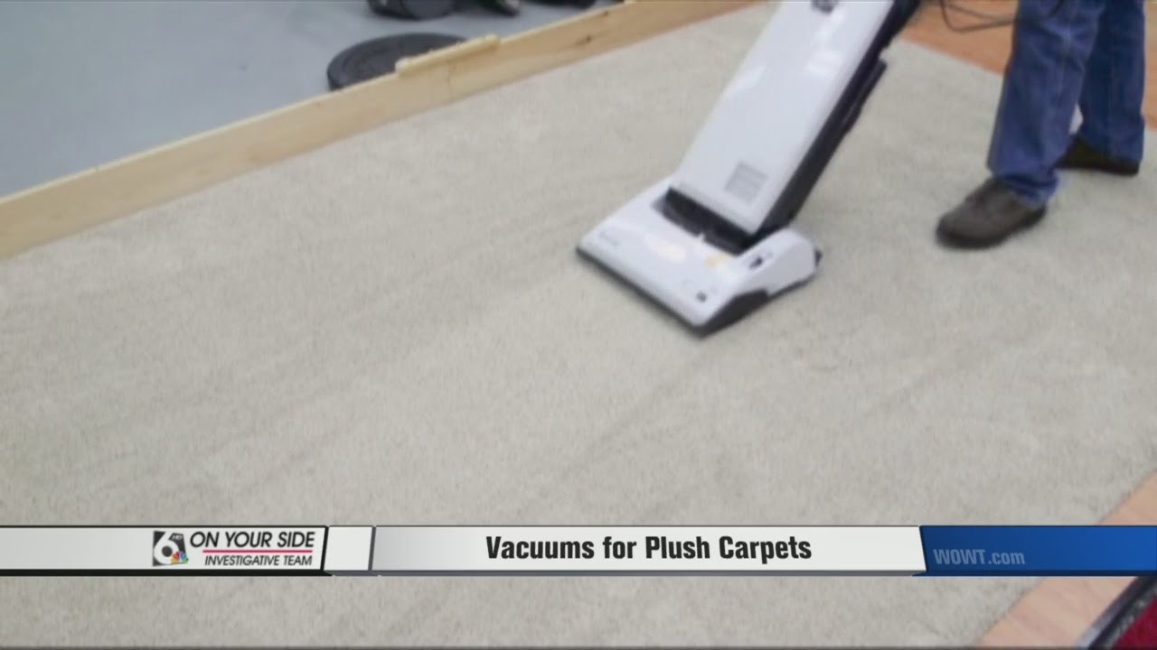 Consumer Reports Vacuums For Plush Carpets