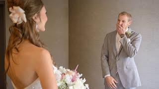 Семён Хмелевской | Эмоция в кадре: встреча жениха и невесты (First Look)
