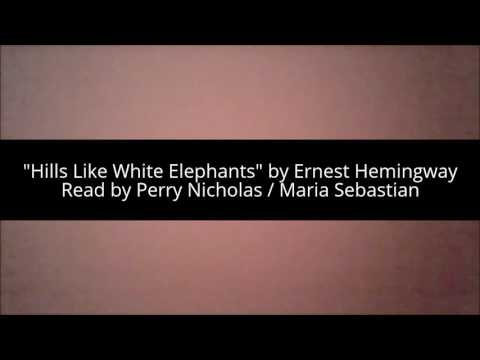 delicate decision facing dark and delicate in hills like white elephants by ernest hemingway The hills like white elephants being amongst these groups was a young man by the name of ernest hemingway hemingway however shows off the dark side of.