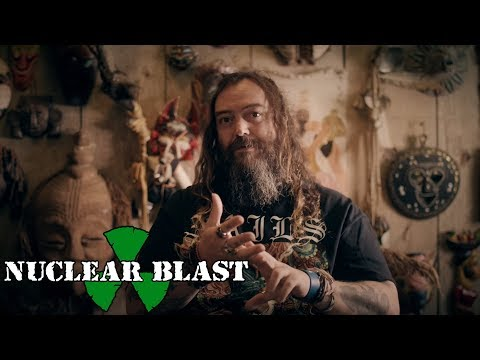 SOULFLY - Ritual: Album Artwork (OFFICIAL INTERVIEW)