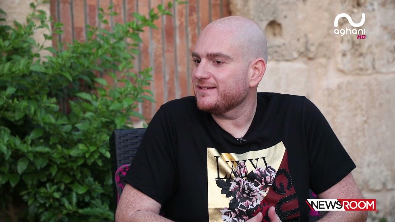 كريس حواط سعيد بأصداء بوسة وداع ولهذا السبب لم يغادر لبنان!