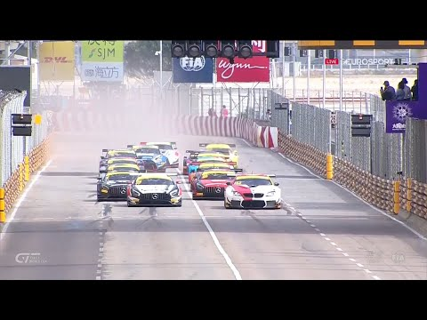 FIA GT World Cup 2018 Macau - Main Race