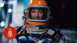 How One Man Built His Own Spacesuit
