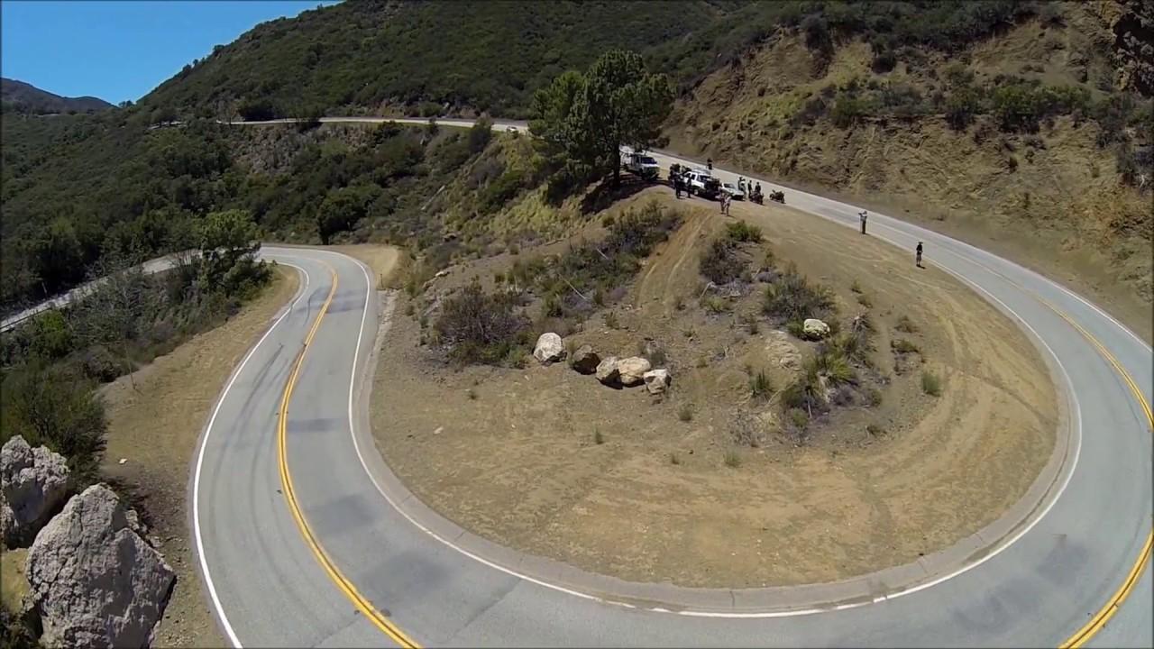 23421 Mulholland Highway - YouTube