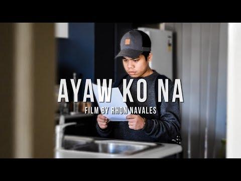 AYAW KO NA | Short Tagalog Film (ENG SUB)