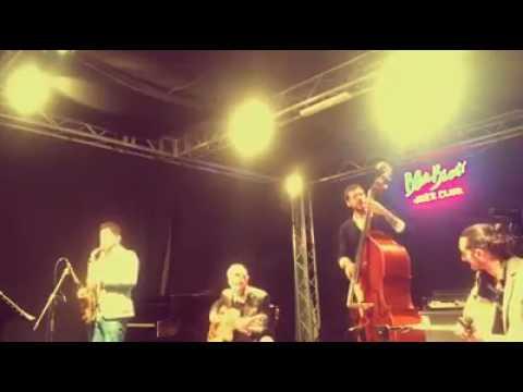 """Yannis Constans Bohemian Quartet - """"Valse à Titi"""" (Y.Constans)"""