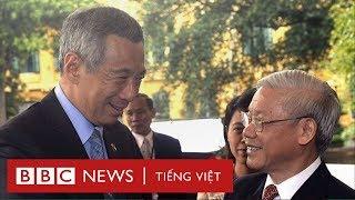 Cuộc chiến Campuchia và phát biểu của TT Lý Hiển Long