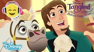 Tangled Before Ever After   Life Before Ever After Music Video   Official Disney Channel UK