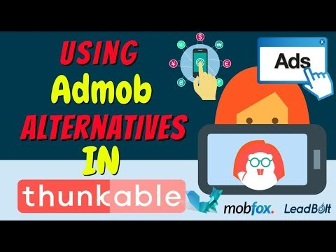 Best Admob Alternative For Thunkable | How To Use Different Ad Network In Thunkable | Thunkable #7