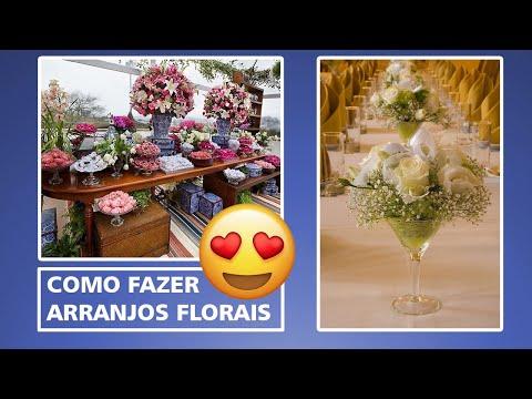 Curso Arranjo Floral | Aprenda Arranjos Florais Lindos Onlineиз YouTube · Длительность: 3 мин18 с
