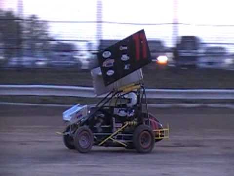 750cc Sportsman May 5 Heat Race at Whip City Speedway