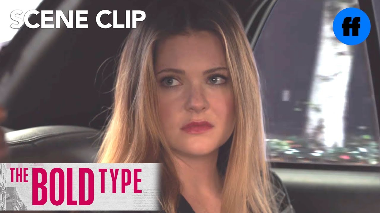 Download The Bold Type   Season 1 Episode 6: #Salex In The Cab   Freeform